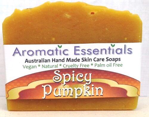 Soap -Spicy Pumpkin